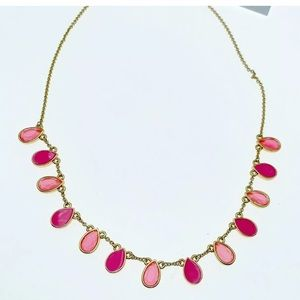 NWT Kate spade pink necklace